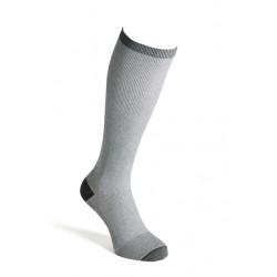 Compression socks cotton grey men