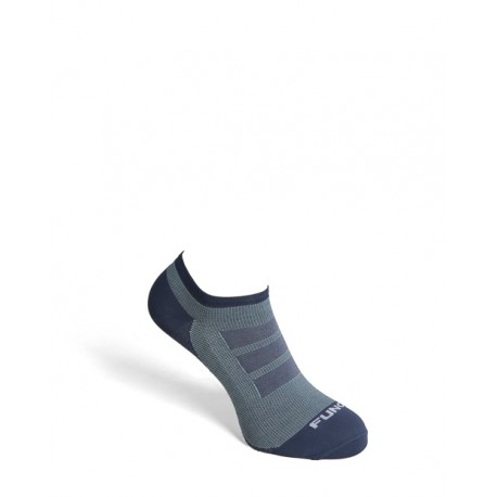 No show socks nilit breeze blue men